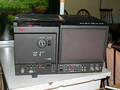 Elmo HiVision SC-30 super 8mm sound projector. This one is different please look