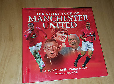 Manchester United Little Red Book 2007 Brand New.