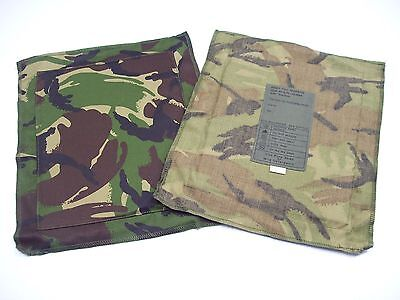 NEW - Genuine British Army Issue Woodland DPM Snipers Padded Knee Pads - RARE