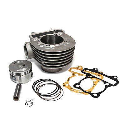 180cc Big Bore Kit for GY6 ATV Scooter Moped Bottom End Only 61mm