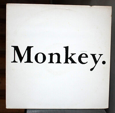 George Michael - Monkey 12 Inch Vinyl