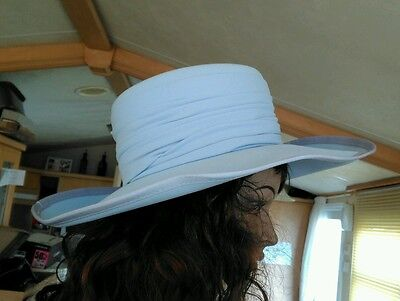 Gina Ladies Hat , Races/wedding/mother Of The Bride,/special Occasion