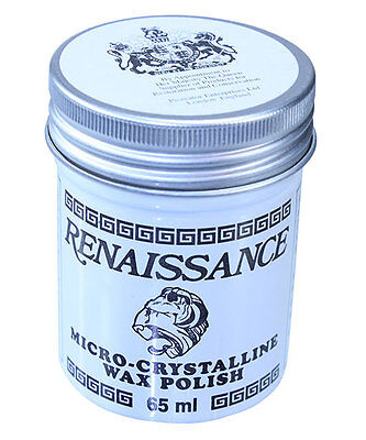 Renaissance Wax 65ml - Micro Crystalline Wax Polish (CA3500)