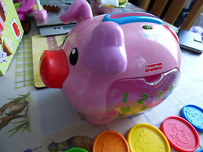 Fisher price Laugh and Learn Pig