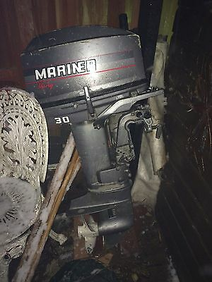mariner 30hp outboard engine
