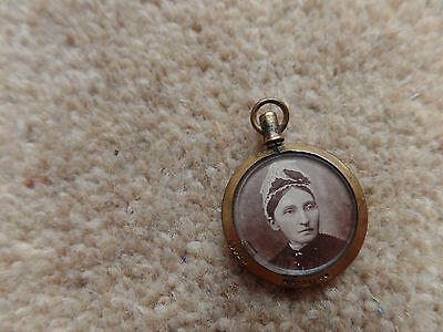 Rare Old British Pendant