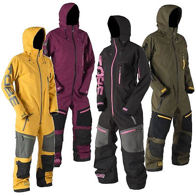 TOBE Privus Mono Suit One Piece Snowmobile Jacket Pants Snowmobiling Onesie