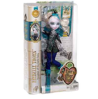 Ever After High Royal Faybelle Thorn Daughter of Dark Fairy Doll!