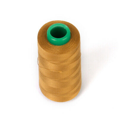 Spool of Polyester Jeans Sewing Thread for Sewing Machine Craft 20S/2 Gold