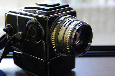 Hasselblad 553 Elx -Check Up Completo
