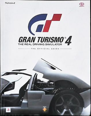 Gran Turismo 4: The Official Guide