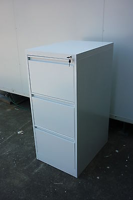 STATIONERY 3 Drawer Filing cabinet,NEW, STEEL LOCKABLE -closing down sale