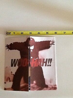 LAST ONE busta rhymes the coming promo booklet flipmode squad Electra hip hop