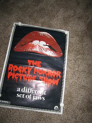 Rocky Horror Picture Show A DIFFERENT SET OF JAWS POSTER 20th FOX CENTURY 1975