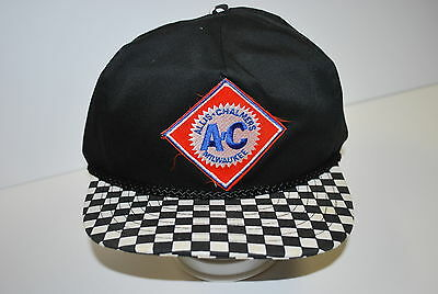 Very nice Vintage Allis Chalmers with AC Logo Hat Cap Never worn