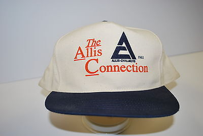 Very nice Allis Chalmers The Allis Connection Hat Cap Never worn