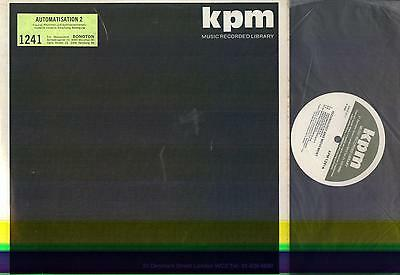 [LP] Keith Mansfield / Terry Cox,Technology And Movement (KPM) {NM} KPM 1241