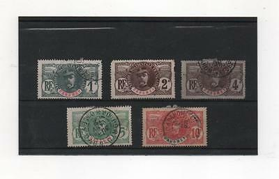 Africa stamps Dahomey