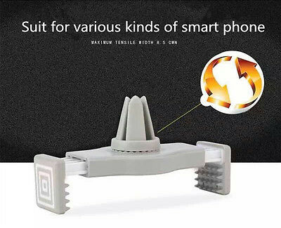 Universal Car air vent Mount Holder, bulk price for 10 pcs retail package