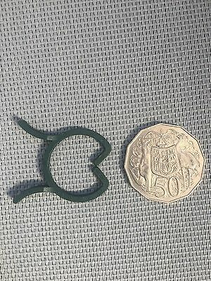 Orchid Ring Clips - 25mm 20, 50, 100, 500 Lots - Free Post
