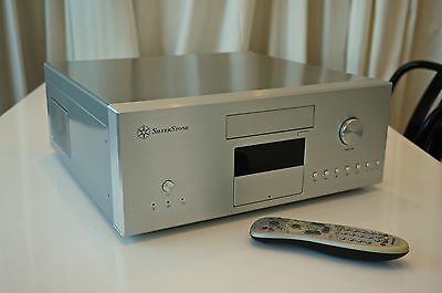 HTPC Media Centre, Quad Tuners, AMD X4, 4GB, 2TB, Remote