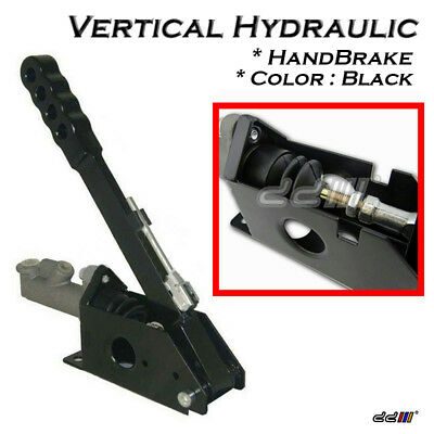 Vertical Hydro Hydraulic Hand Brake E-Brake For Drift Rally Knuckle Duster Style