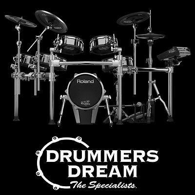 Roland TD-30KV 6 Piece Electronic Drum Kit Set V-Drums V-Pro Series RRP $10,499