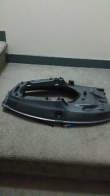 Yamaha 25HP outboard motor bottom cowling 65W-42710-15-4D, 2003-2004