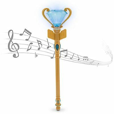 New Disney Store Elena of Avalor Scepter with Lights & Sounds Toy