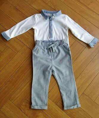 Next baby boy outfit 12-18months
