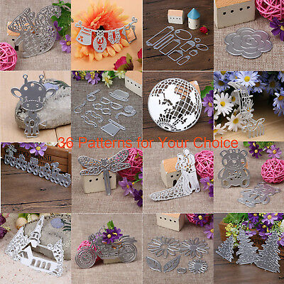 Metal Embossing Cutting Dies Stencil DIY Scrapbooking Wedding Album Paper Decor