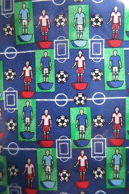 Mag Mouch SUBBUTEO Pure Silk Novelty Tie. Brand New in Packet.