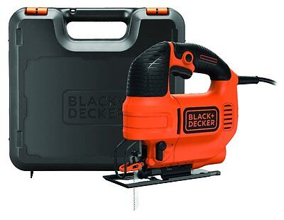 Black & Decker KS701PEK-QS Seghetto alternativo 520W angolazione 0-45 profess.