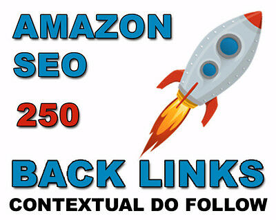 Amazon SEO contextual wiki eCommerce website pagerank link building backlinks