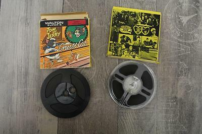 Super 8mm And 8mm Films Tom And Jerry Cruise Cat And Charlie Chaplin Vagabond