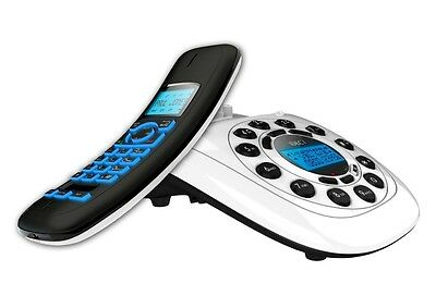 Cordless Phone With Answering Machine Digital Home Telephone Big Button Answer