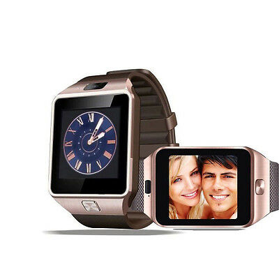 DZ09 Bluetooth Smart Watch Multifunction Sport GSM SIM Card For Android&iPhone#3