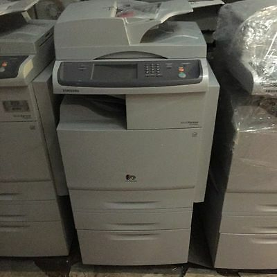 Samsung Multixpress C8380Nd Multifunction Colour Printer P/n Clx-8380Nd/see