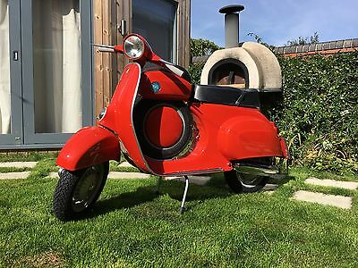Vespa SS90 -1966- Totally Restored with all Original Parts.