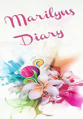 2017 World Of Slimming Discreet 1 Year Diet Diary And Journal