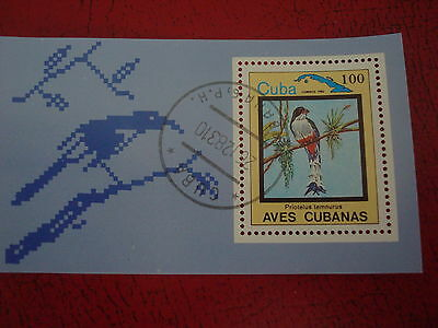 Central America - 1983 Fauna - Minisheet - Unmounted Used - Ex Condition