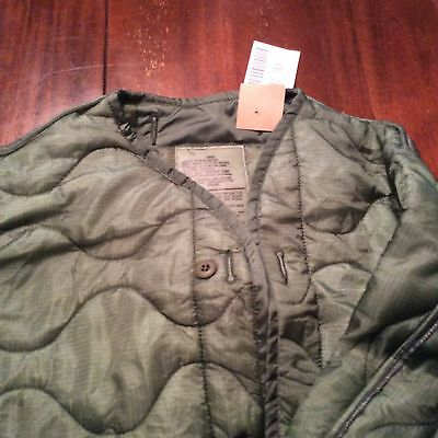 New Large Cold Weather M65 Field Jacket Coat Liner