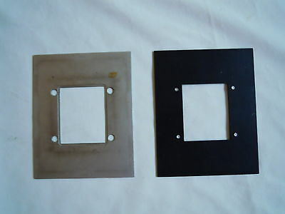 Devere 504 Enlarger Carrier Mask 6X7