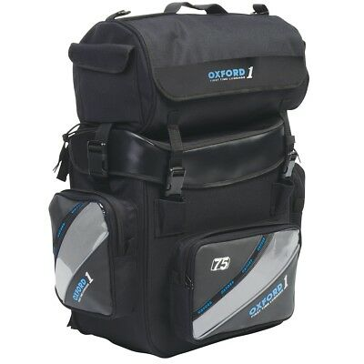 Oxford 1st Time Cruiser Pack Motorcycle Touring Bag - 75L Capacity - OL437