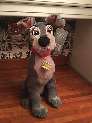 Disney Lady and the Tramp, Tramp Soft Toy