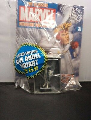Classic Marvel Figurine Collection Blue Angel Variant
