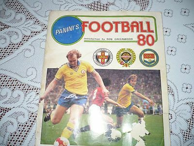 Paninis Football 80 Complete
