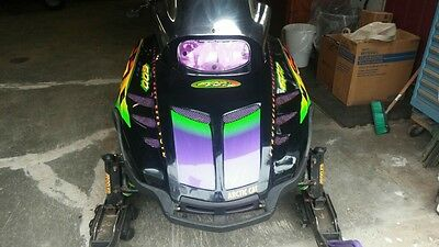 Arctic Cat ZR600 EFI 1998 ZR 600 ** No Reserve **