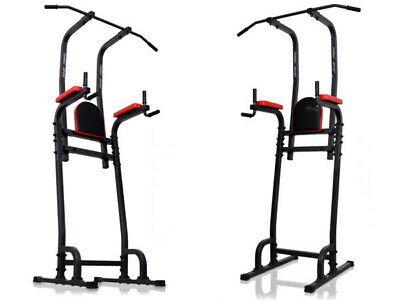 Chaise Romaine Mhu102 Marbosport Tour Dip Station Traction Gym Musculation Power