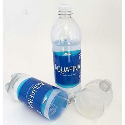 Aquafina Water Bottle Diversion Safe Can Stash Bottle Hidden Security New